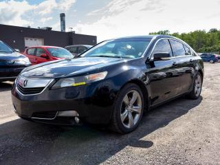Used 2013 Acura TL SH-AWD TECH *TOIT* NAV *CAMERA* CUIR MILANO *PROMO for sale in St-Jérôme, QC