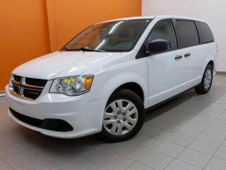 Used 2018 Dodge Grand Caravan SE TOURING *BLUETOOTH* STOW'N'GO ARR *USB* PROMO for sale in St-Jérôme, QC