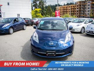 Used 2016 Nissan Leaf S for sale in Port Moody, BC
