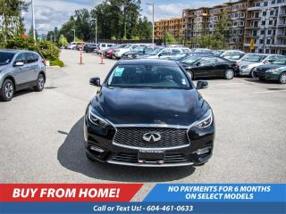 Used 2017 Infiniti QX30 for sale in Port Moody, BC