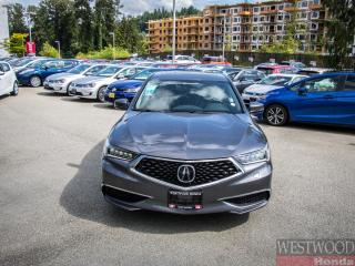 Used 2018 Acura TLX SH-AWD Tech for sale in Port Moody, BC