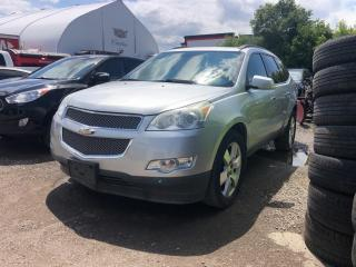 Used 2009 Chevrolet Traverse LTZ for sale in Markham, ON