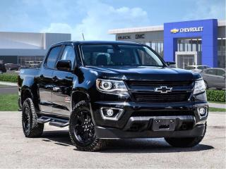 Used 2017 Chevrolet Colorado Z71 for sale in Markham, ON