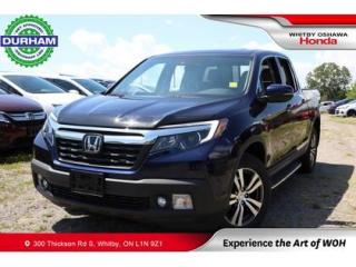 Used 2019 Honda Ridgeline EX-L AWD for sale in Whitby, ON