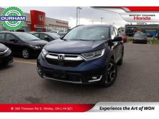 Used 2019 Honda CR-V Touring AWD for sale in Whitby, ON