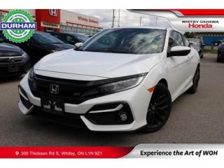 Used 2020 Honda Civic Si - Manual for sale in Whitby, ON