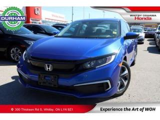 Used 2019 Honda Civic LX for sale in Whitby, ON