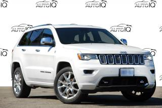 Used 2017 Jeep Grand Cherokee Overland for sale in Kitchener, ON