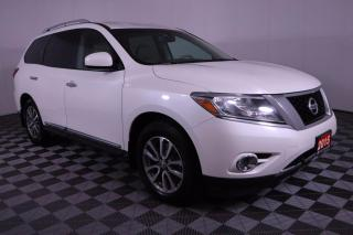 Used 2015 Nissan Pathfinder SL 3.5l v6, 6 speed auto,4x4 for sale in Huntsville, ON