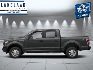 New 2020 Ford F-150 XL  - STX Package - Cruise Control - $283 B/W for sale in Prince Albert, SK