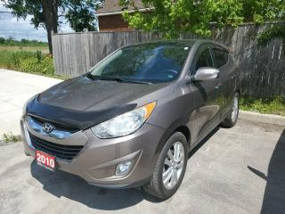 Used 2010 Hyundai Tucson for sale in Hamilton, ON