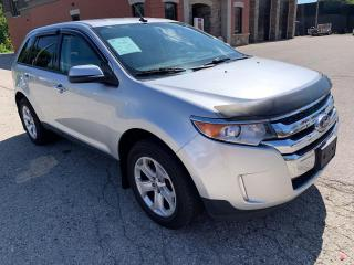 Used 2011 Ford Edge SEL | Solar Tinted Glass | Remote Keyless Entry for sale in Harriston, ON