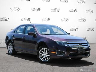 Used 2011 Ford Fusion SEL for sale in Oakville, ON
