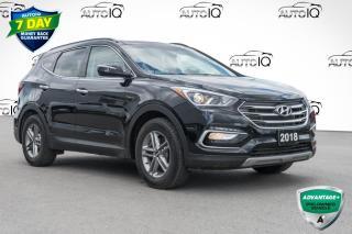 Used 2018 Hyundai Santa Fe Sport 2.4 SPORT AWD for sale in Innisfil, ON