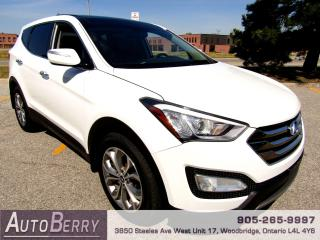 Used 2013 Hyundai Santa Fe Limited - 2.0T - AWD for sale in Woodbridge, ON