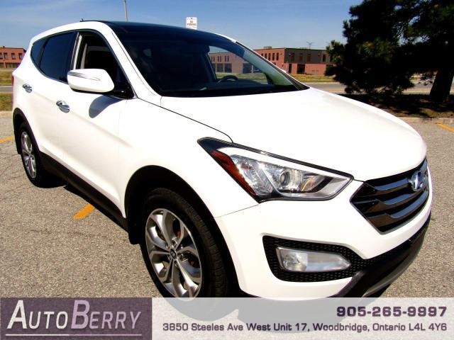 2013 Hyundai Santa Fe Limited - 2.0T - AWD