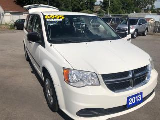 Used 2013 Dodge Grand Caravan SE for sale in St Catharines, ON