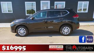 Used 2017 Nissan Rogue SV for sale in Saint John, NB