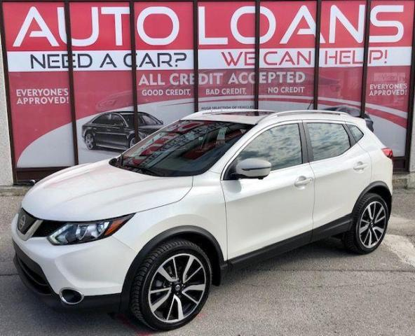 2019 Nissan Qashqai SL-ALL CREDIT ACCEPTED