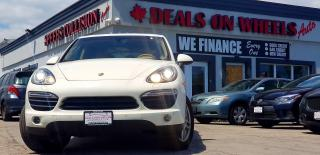 Used 2011 Porsche Cayenne S for sale in Oakville, ON