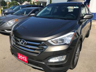 Used 2013 Hyundai Santa Fe LIMITED for sale in Etobicoke, ON