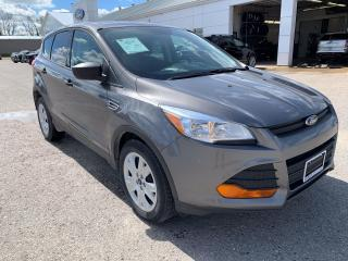Used 2014 Ford Escape S | Remote Keyless Entry | Halogen Headlamps for sale in Harriston, ON