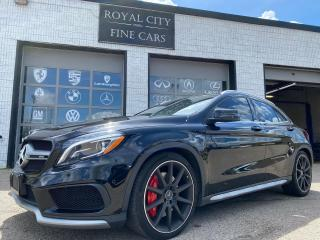 Used 2017 Mercedes-Benz GLA AMG GLA 45 Premium Package for sale in Guelph, ON