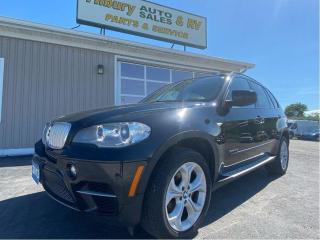 Used 2013 BMW X5 35D for sale in Tilbury, ON