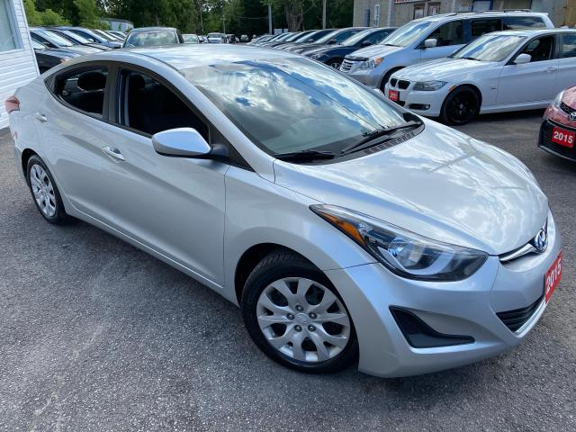 2015 Hyundai Elantra GL/ AUTO/ PWR GROUP/ BLUETOOTH/ COLD AC & MORE!