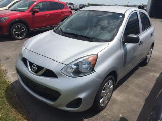 Used 2015 Nissan Micra for sale in Alliston, ON