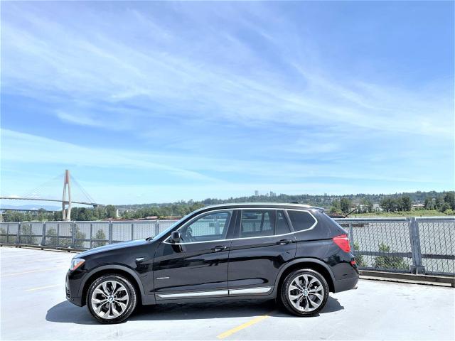 2015 BMW X3 xDrive28i - EVERY OPTION  $192 BW TAX INC. $0 DOWN