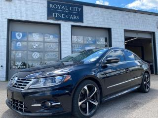 Used 2015 Volkswagen Passat CC Highline R-Line Nav Sunroof Leather for sale in Guelph, ON