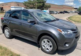 Used 2015 Toyota RAV4 LE // AWD for sale in North York, ON