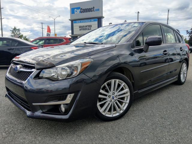 2016 Subaru Impreza Sport Pkg