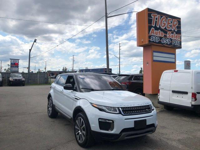 2016 Land Rover Range Rover Evoque HSE*ONLY 71KMS*LEATHER**CAM*NAVI*ROOF*LOADED