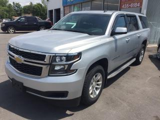 Used 2015 Chevrolet Suburban LT for sale in Alliston, ON