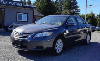 Used 2009 Toyota Camry Hybrid for sale in Black Creek, BC