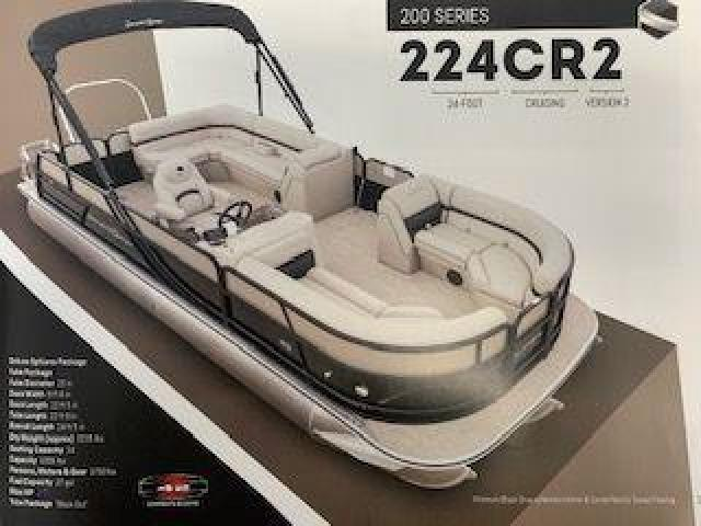 2021 South Bay 224CR CR2 2.75