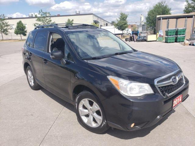 2014 Subaru Forester Limited, AWD, Sunroof, Warranty available