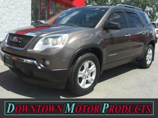 Used 2007 GMC Acadia SLE for sale in London, ON