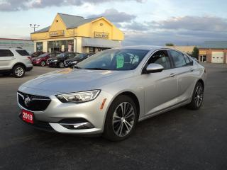 Used 2019 Buick Regal Preferred II RemoteStart BackUpCam 2.0L for sale in Brantford, ON