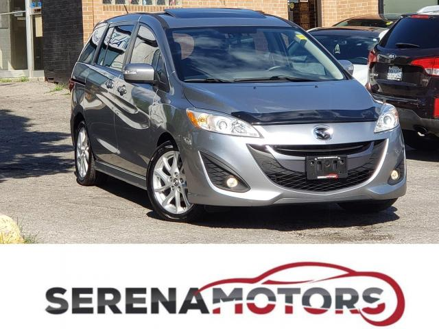 2015 Mazda MAZDA5 GT | AUTO | 6 PASS. | FULLY LOADED | NO ACCIDENTS