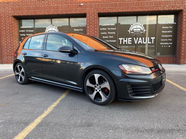 2015 Volkswagen Golf Autobahn