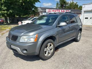 Used 2006 Pontiac Torrent Sport/Automatic/Leather/Roof/AS IS Special for sale in Scarborough, ON