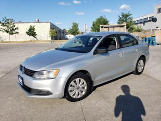 Used 2011 Volkswagen Jetta 4 Door, Only 102000 km, 3 Years Warranty Available for sale in Toronto, ON