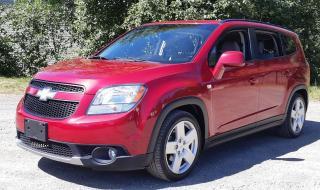 Used 2012 Chevrolet Orlando 1LT for sale in Black Creek, BC
