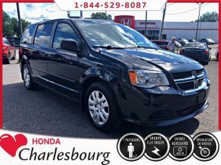 Used 2016 Dodge Grand Caravan SE CVP **UN PROPRIÉTAIRE** for sale in Charlesbourg, QC