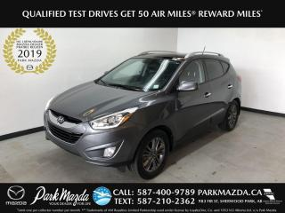 Used 2014 Hyundai Tucson GLS for sale in Sherwood Park, AB