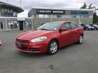 Used 2014 Dodge Dart SE - Bluetooth Cruise USB AUX for sale in Victoria, BC