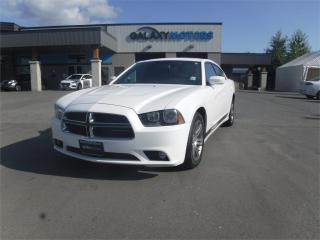 Used 2013 Dodge Charger SXT-SUNROOF, HEATED SEATS, BLUETOOTH for sale in Duncan, BC
